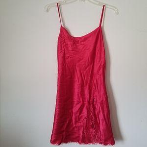 Victoria's Secret NWT red slip nightgown, Size S